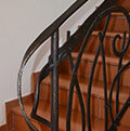 balustrade en fero